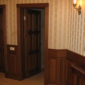 Филенчатые двери заказать