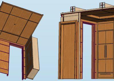 вид004 400x284 - Проектирование мебели, лестниц из массива дерева
