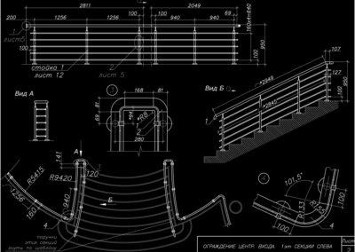 13 2 2 400x284 - Проектирование мебели, лестниц из массива дерева