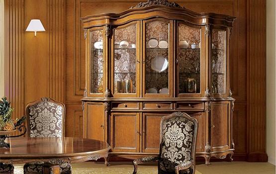 bufet iz massiva - Мебель из массива дерева от производителя, мебель ручной работы из натурального дерева на заказ