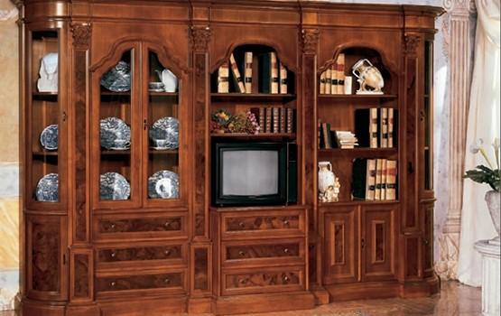 gostinnyaya iz massiva - Мебель из массива дерева от производителя, мебель ручной работы из натурального дерева на заказ
