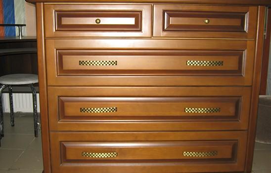 komod iz massiva dereva - Мебель из массива дерева от производителя, мебель ручной работы из натурального дерева на заказ