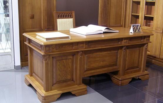 pismennye stoly iz massiva - Мебель из массива дерева от производителя, мебель ручной работы из натурального дерева на заказ
