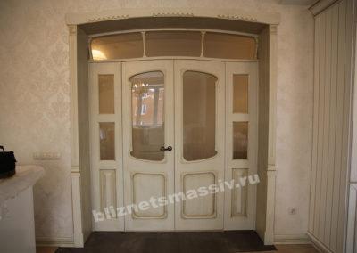 dveri massiv1 400x284 - Портфолио двери из массива