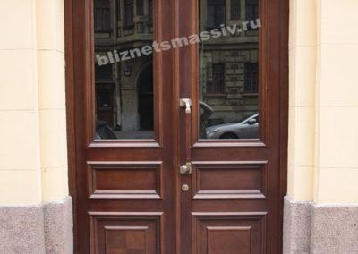 dveri massiv2 400x284 - Портфолио двери из массива
