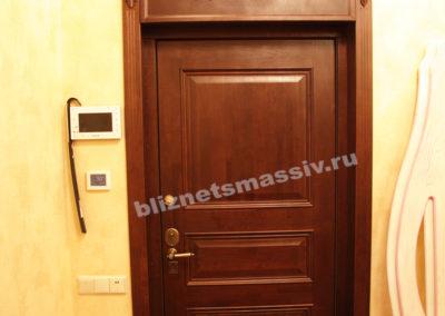 dveri massiv3 400x284 - Портфолио двери из массива